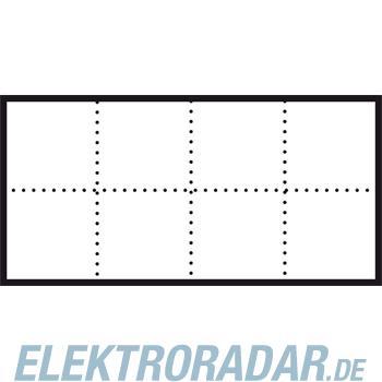 Siedle&Söhne Infoschild-Modul ISM 611-4/2-0 W