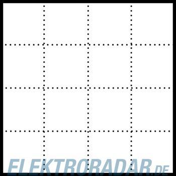 Siedle&Söhne Infoschild-Modul ISM 611-4/4-0 W