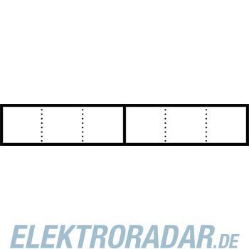 Siedle&Söhne Infoschild-Modul ISM 611-6/1-0 W