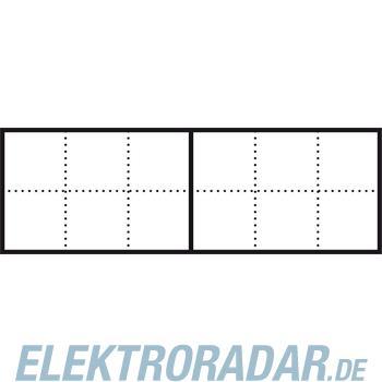 Siedle&Söhne Infoschild-Modul ISM 611-6/2-0 W