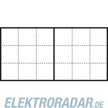 Siedle&Söhne Infoschild-Modul ISM 611-6/3-0 W