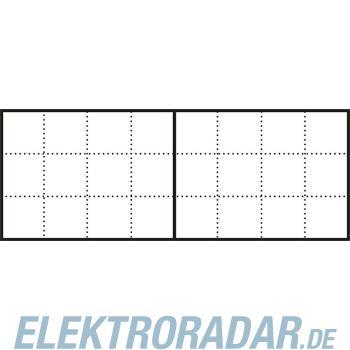 Siedle&Söhne Infoschild-Modul ISM 611-8/3-0 W