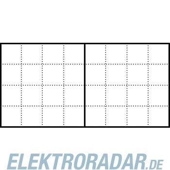 Siedle&Söhne Infoschild-Modul ISM 611-8/4-0 W