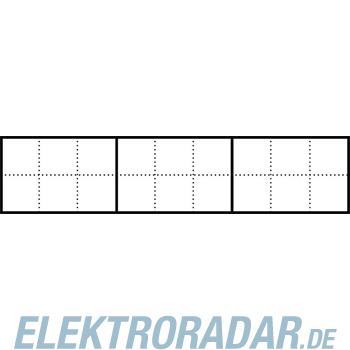 Siedle&Söhne Infoschild-Modul ISM 611-9/2-0 W