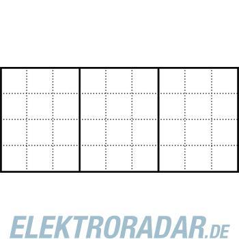 Siedle&Söhne Infoschild-Modul ISM 611-9/4-0 W