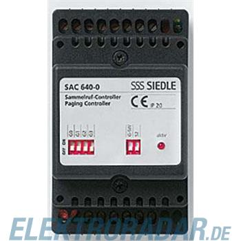 Siedle&Söhne Sammelruf-Controller SAC 640-0