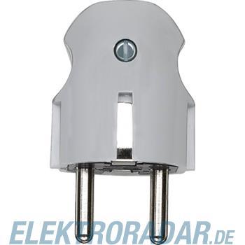Merten SCHUKO-Stecker gr 122463