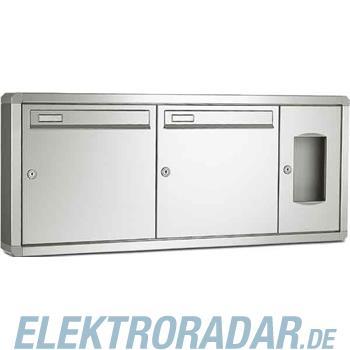 Legrand (SEKO) Briefk.Zweifam.AP alu 338221