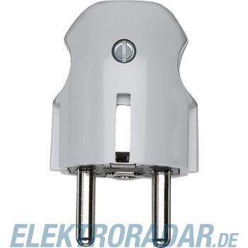 Merten SCHUKO-Stecker gr 123363