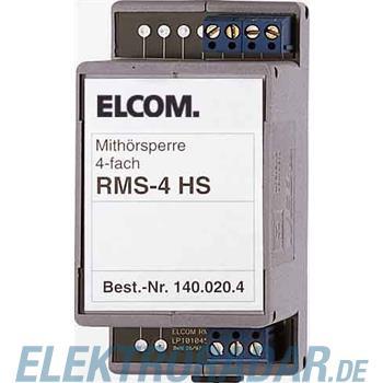 Elcom Mithörsperre RMS-4 HS