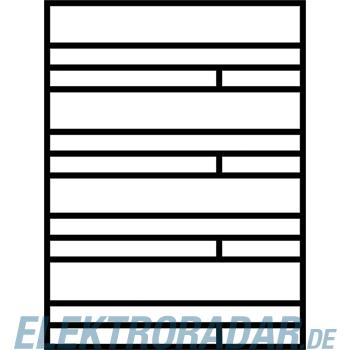 Siedle&Söhne Raumspar-Briefkasten AP RGA 611-4/0 W