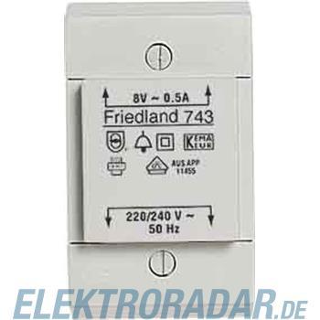 Novar Friedland Klingeltransformator D743