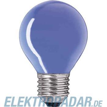 Philips Allgebrauchslampe Tropfen 15W bl E27
