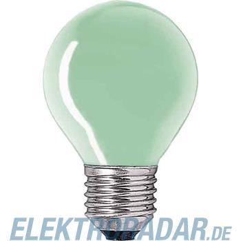 Philips Allgebrauchslampe Tropfen 15W gn E27