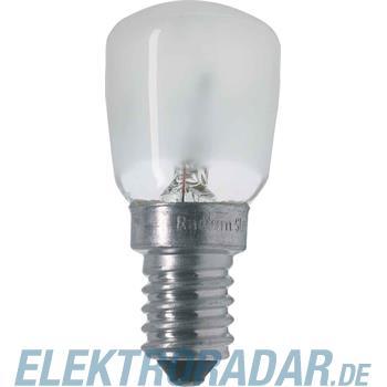 Radium Lampenwerk Birnenlampe P 15W/230/F/E14