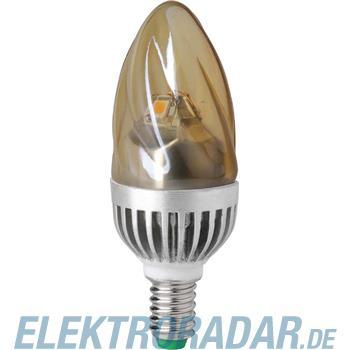 IDV LED-Kerze gedreht gold MM 21004