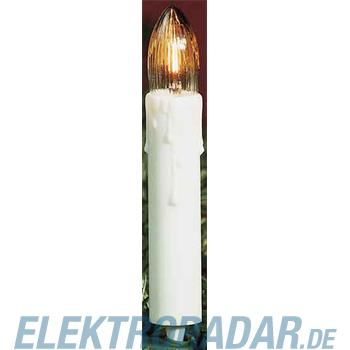Hellum Glühlampenwer Riffelkerzenkette 611014