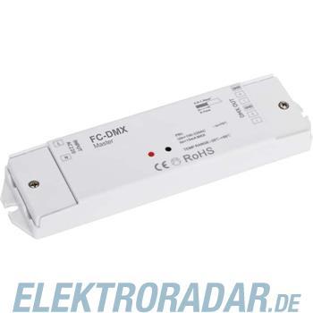 EVN Elektro DMX Einbau Controll Panel DMXWPRGB+W