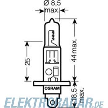 Osram Scheinwerferlampe 64150
