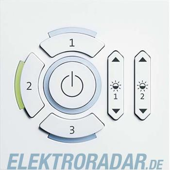 Zumtobel Licht Bediengerät kantig ED-CCW 1/2/3 Li1/Li2