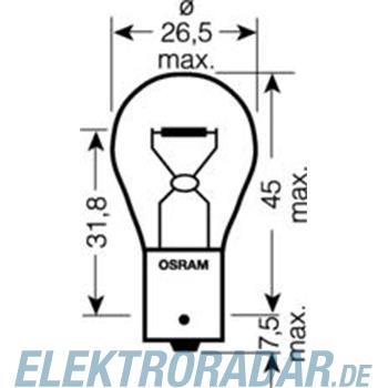 Osram Blink-/Bremslichtlampe 7506