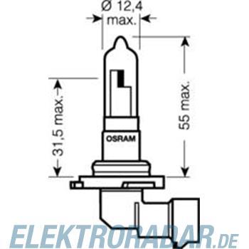 Osram Scheinwerferlampe 9005CB