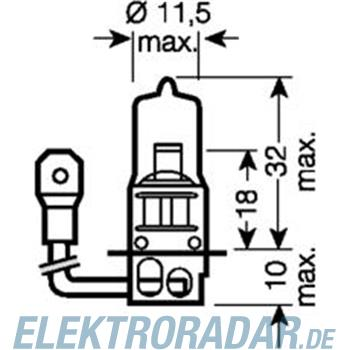 Osram Scheinwerferlampe 64151