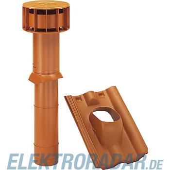 Maico Dachpfanne Aluflansch DP 125 TF