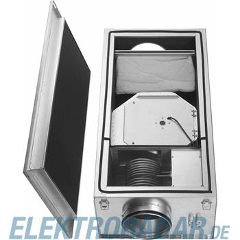 Helios Außenluft-Box mit E-Heizre ALB 125 C EH2
