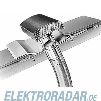 Helios Dachdurchführung für Rohrd DDF 125