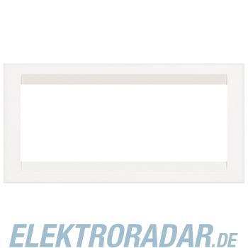 Legrand 16136F/6 ABDECKRAHMEN WEISS