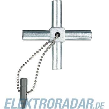 Cimco Schlüsselkreuz mit 4x1/4 Z 11 2783
