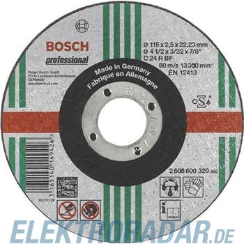 Bosch Trennscheibe 2 608 600 385