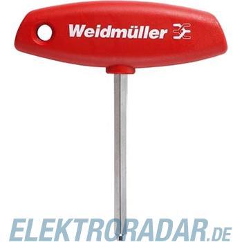 Weidmüller Schraubendreher IS 6 DIN 6911