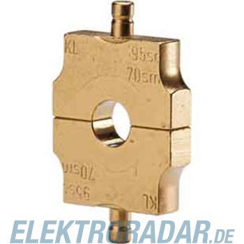 Klauke Runddrückeinsatz HRU412095