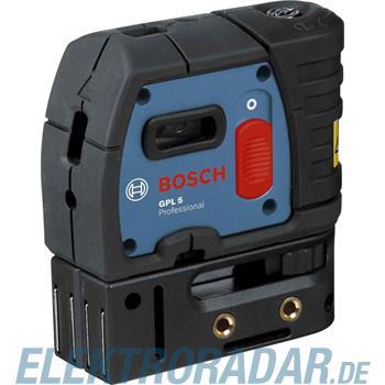 Bosch 5-Punkt-Laser GPL5