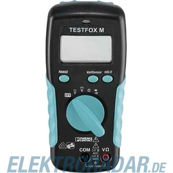 Phoenix Contact Digital-Multimeter TESTFOX M