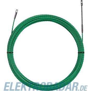 Klauke Polyesterband grün 52055294