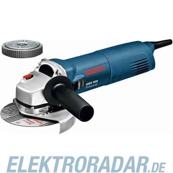 Bosch Winkelschleifer GWS 1100 + Click