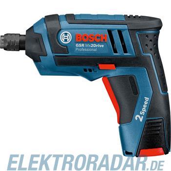 Bosch Akku-Schrauber GSR Mx2Drive