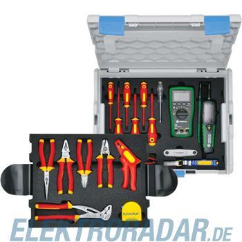 Klauke Handwerkzeug 18-tgl. LBOXXKLB18