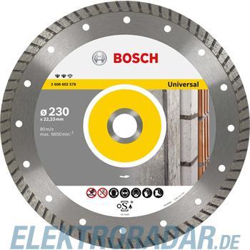 Bosch Diamanttrennscheibe 2 608 602 577