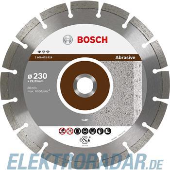 Bosch Diamanttrennscheibe 2 608 602 617