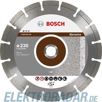 Bosch Diamanttrennscheibe 2 608 602 615