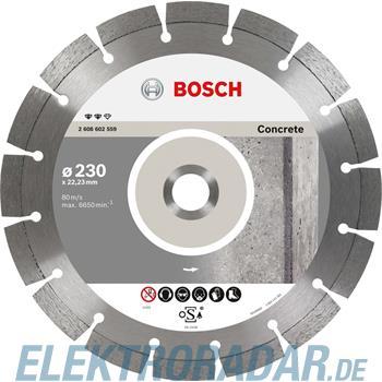 Bosch Diamanttrennscheibe 2 608 602 557
