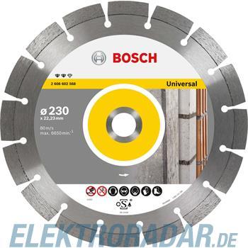 Bosch Diamanttrennscheibe 2 608 602 568