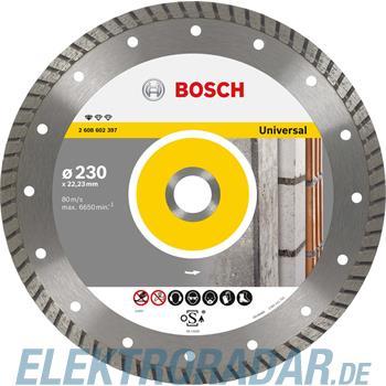 Bosch Diamanttrennscheibe 2 608 602 394