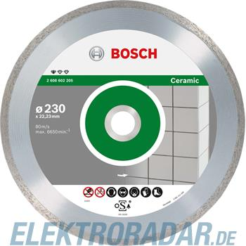 Bosch Diamanttrennscheibe 2 608 602 205