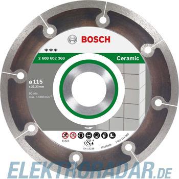 Bosch Diamanttrennscheibe 2 608 602 368