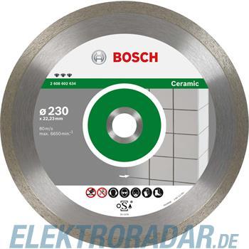 Bosch Diamanttrennscheibe 2 608 602 631